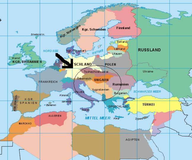 Historie 7x 2006 2009 Europas Graenser Efter Forste Verdenskrig